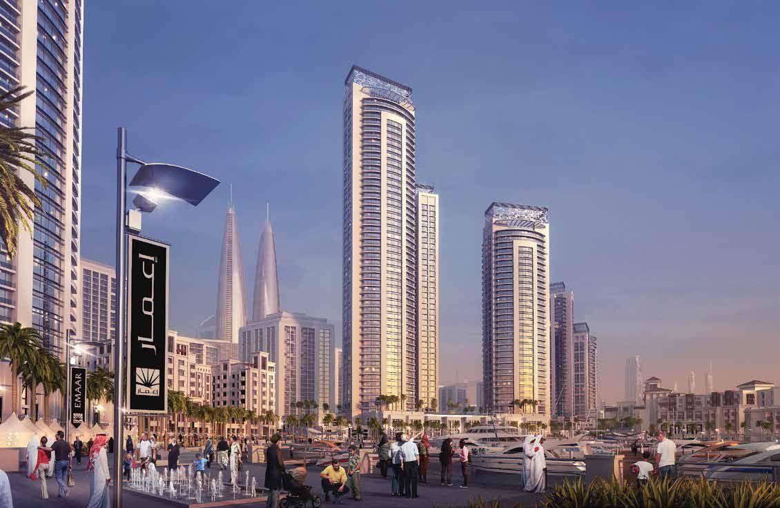 Апартаменты в Дубае, ОАЭ, 109 м2 - фото 1