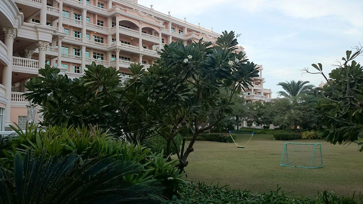 Отель, гостиница в Дубае, ОАЭ, 103.84 м2 - фото 1
