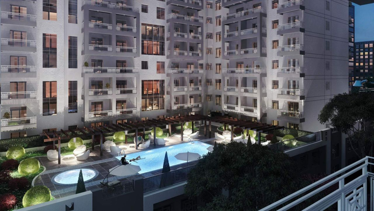 Апартаменты в Дубае, ОАЭ, 126 м2 - фото 1