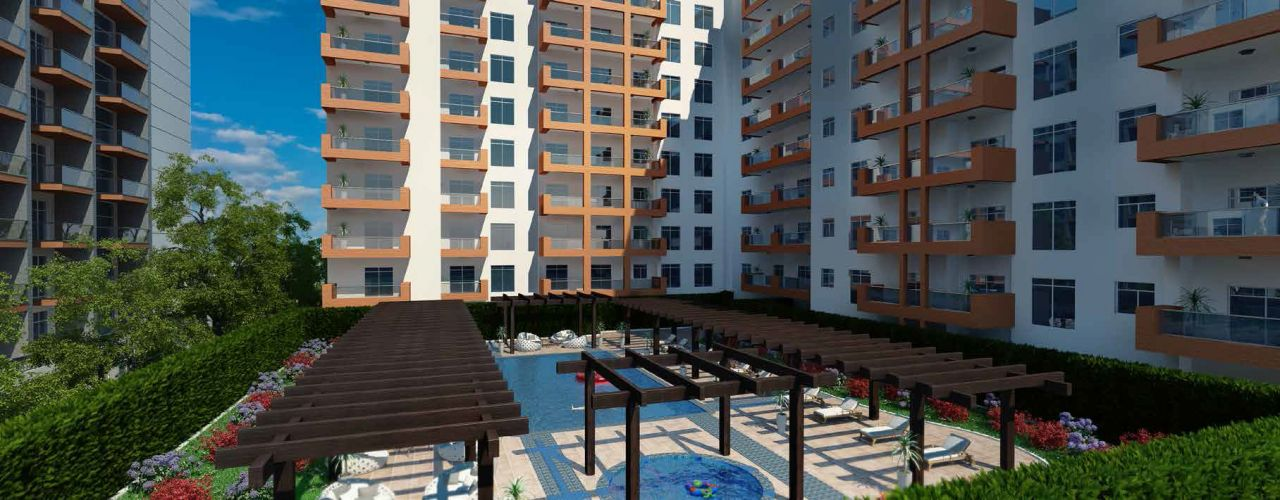 Апартаменты в Дубае, ОАЭ, 133 м2 - фото 1