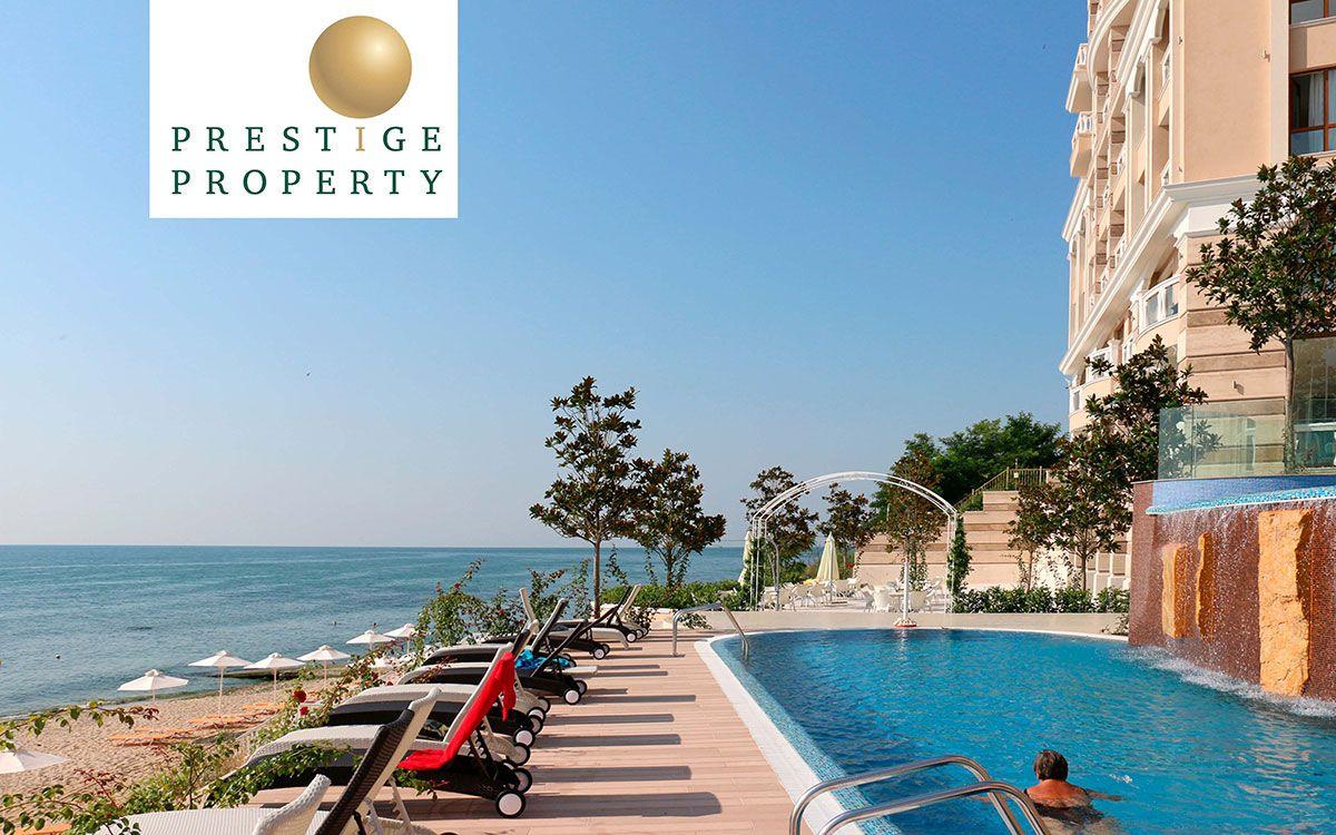 Апартаменты на Золотых Песках, Болгария, 97 м2 - фото 1