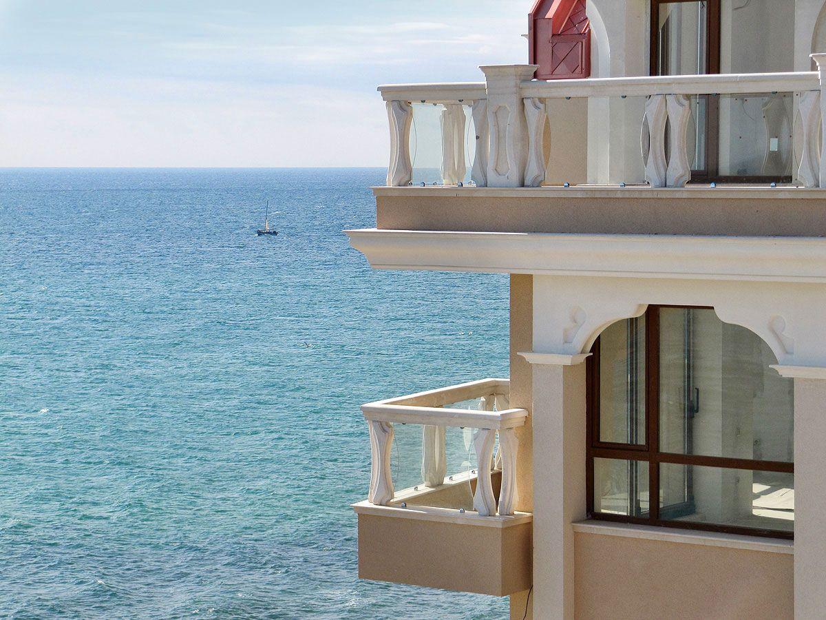 Апартаменты на Золотых Песках, Болгария, 94 м2 - фото 1