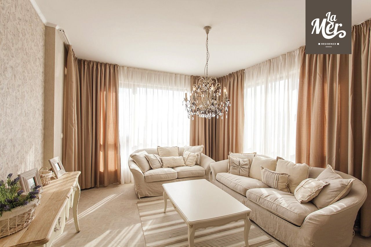 Апартаменты на Золотых Песках, Болгария, 82 м2 - фото 1