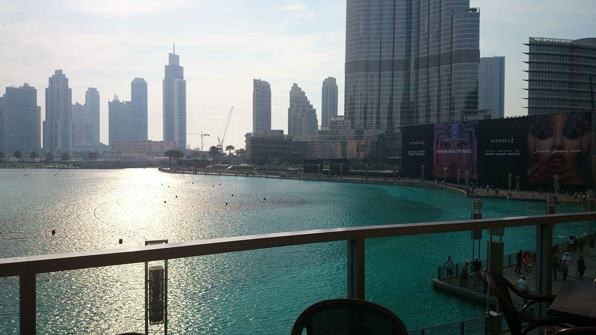 Отель, гостиница в Дубае, ОАЭ, 44 м2 - фото 1