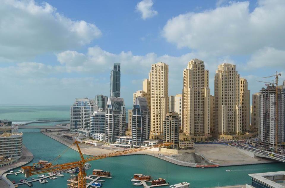 Апартаменты в Дубае, ОАЭ, 114 м2 - фото 1