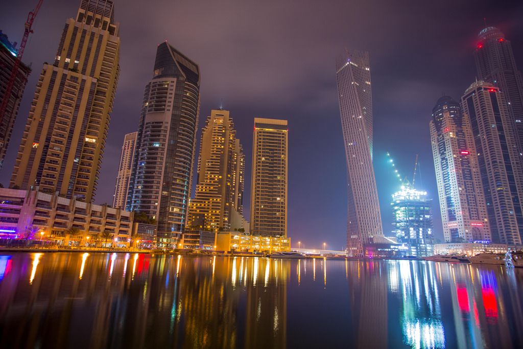 Апартаменты в Дубае, ОАЭ, 184 м2 - фото 1