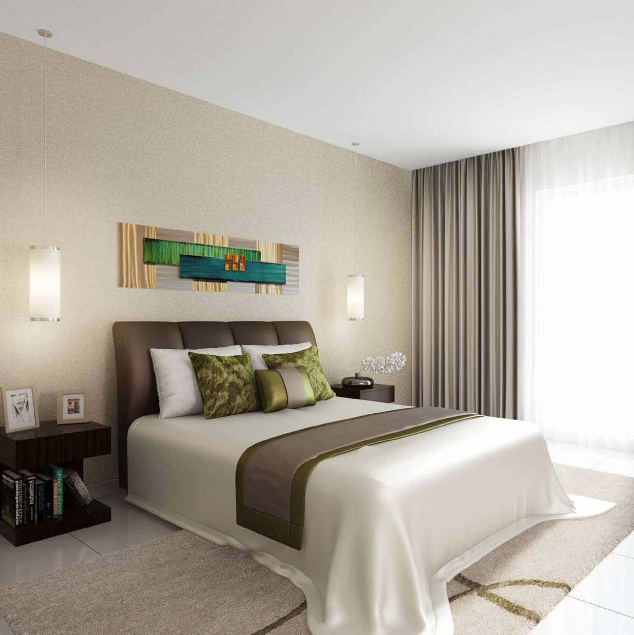 Отель, гостиница в Дубае, ОАЭ, 115 м2 - фото 1