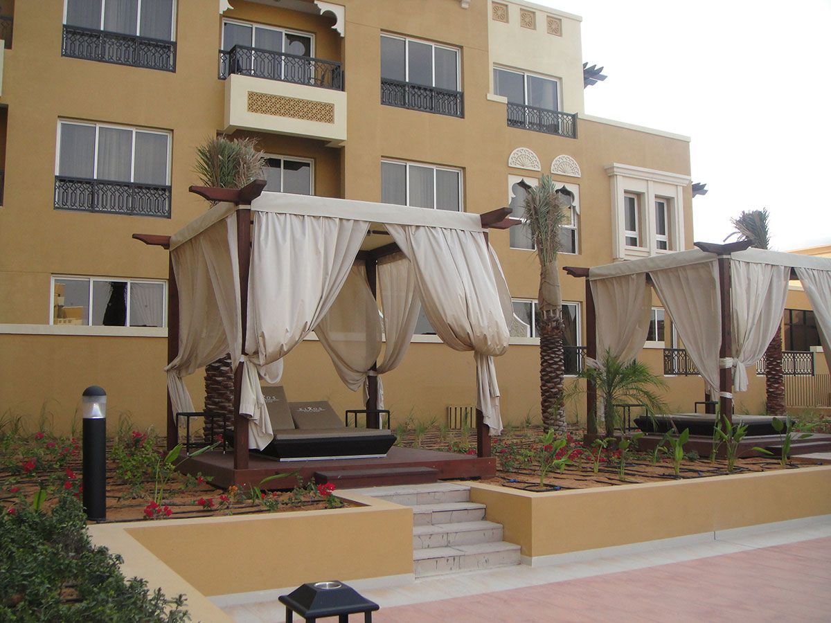 Апартаменты в Рас-эль-Хайме, ОАЭ, 130 м2 - фото 1