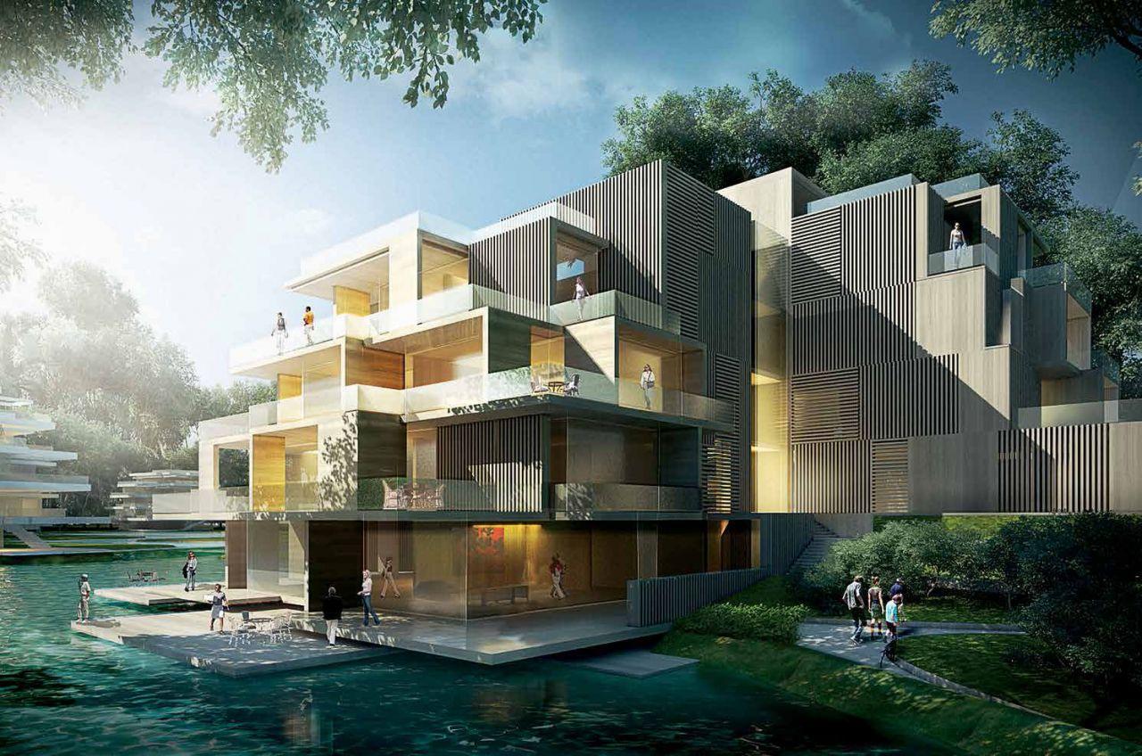 Апартаменты в Дубае, ОАЭ, 266 м2 - фото 1