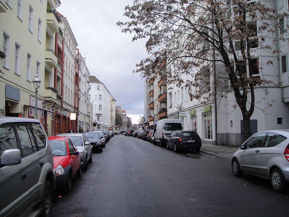 Апартаменты в Берлине, Германия, 49 м2 - фото 1