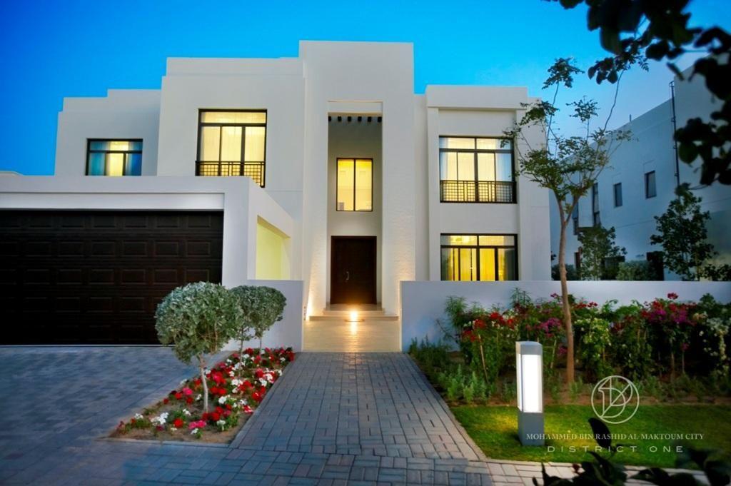 Вилла в Дубае, ОАЭ, 771 м2 - фото 1