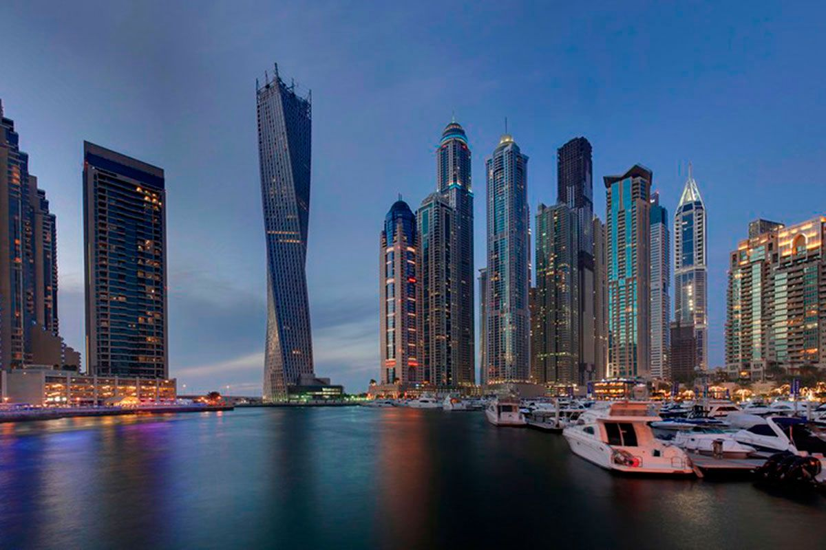 Апартаменты в Дубае, ОАЭ, 142 м2 - фото 1