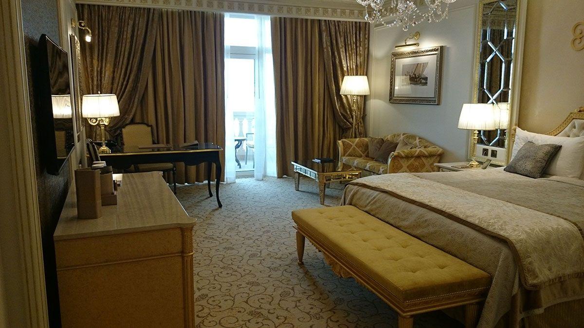 Отель, гостиница в Дубае, ОАЭ, 169 м2 - фото 1