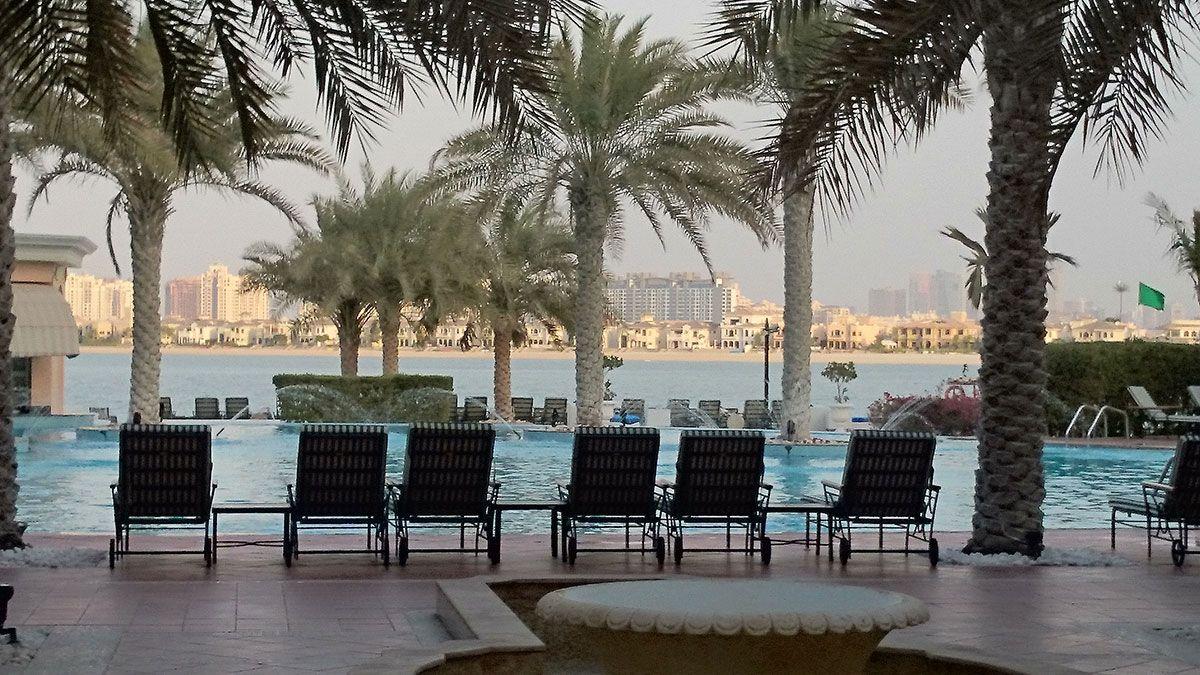 Отель, гостиница в Дубае, ОАЭ, 103 м2 - фото 1
