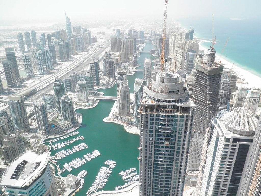 Отель, гостиница в Дубае, ОАЭ, 116 м2 - фото 1