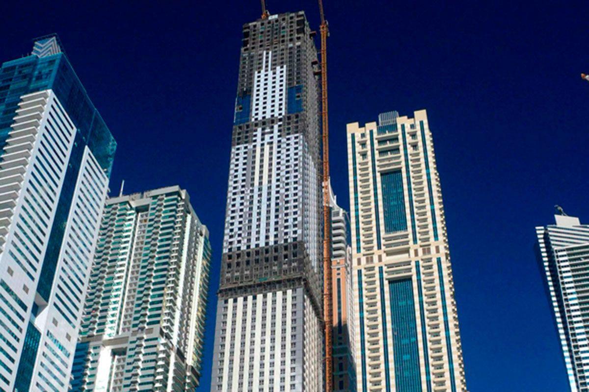 Отель, гостиница в Дубае, ОАЭ, 162 м2 - фото 1