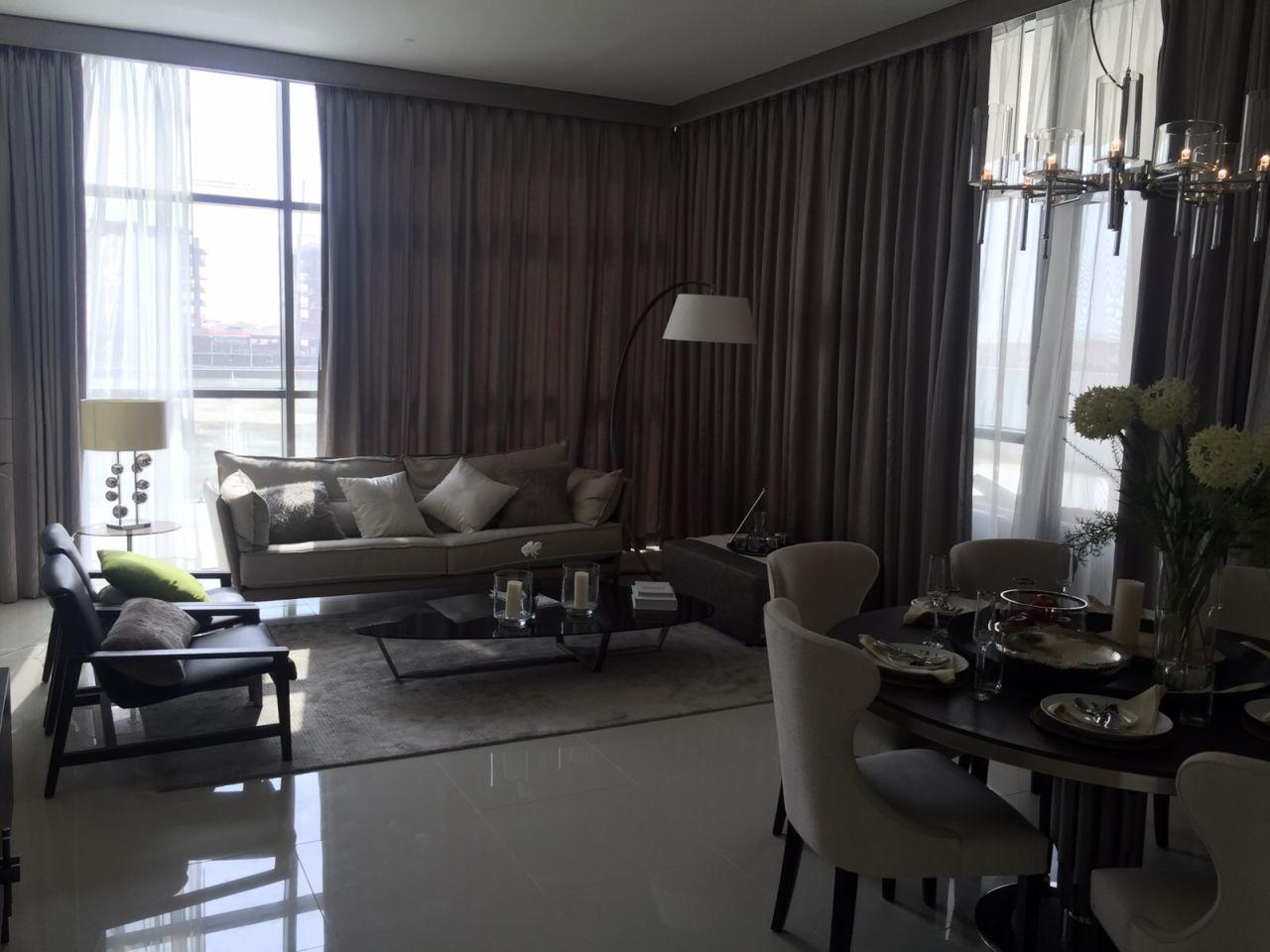 Отель, гостиница в Дубае, ОАЭ, 184 м2 - фото 1
