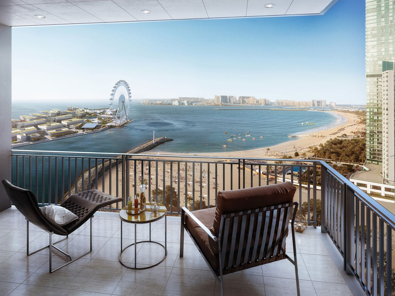 Апартаменты в Дубае, ОАЭ, 160 м2 - фото 1
