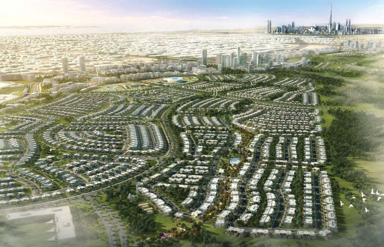 Вилла в Дубае, ОАЭ, 228 м2 - фото 1