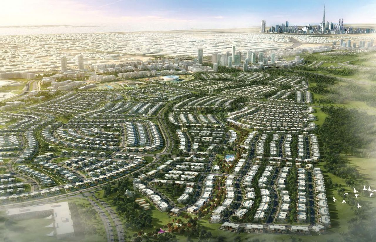 Вилла в Дубае, ОАЭ - фото 1