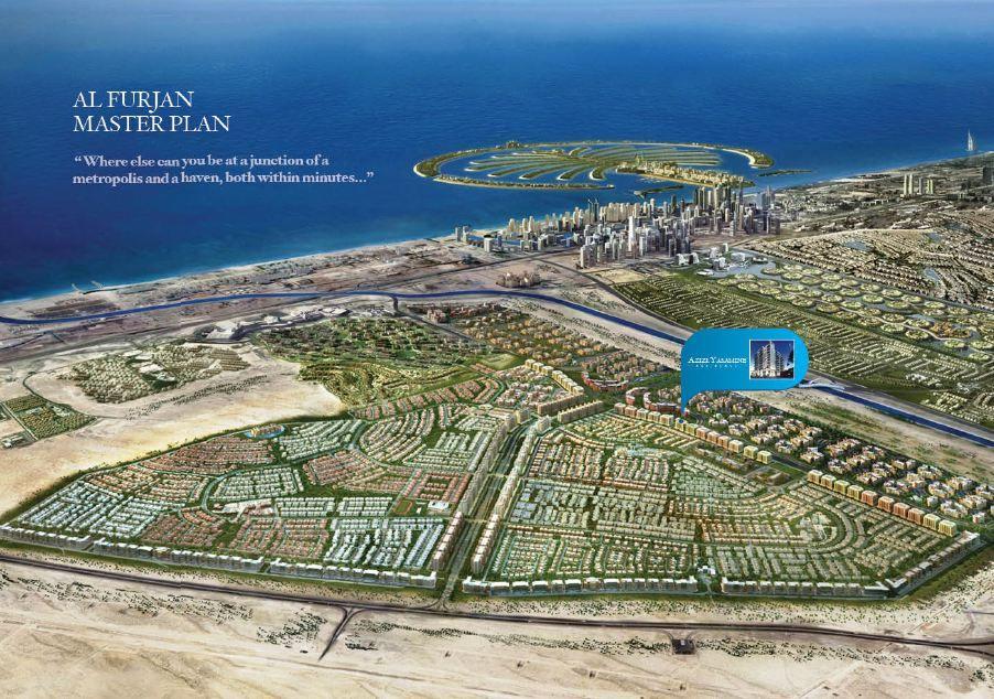 Апартаменты в Дубае, ОАЭ, 141 м2 - фото 1