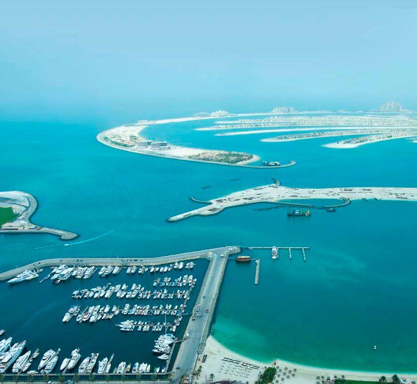 Апартаменты в Дубае, ОАЭ, 182 м2 - фото 1
