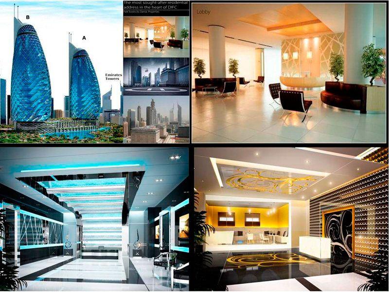 Апартаменты в Дубае, ОАЭ, 191 м2 - фото 1