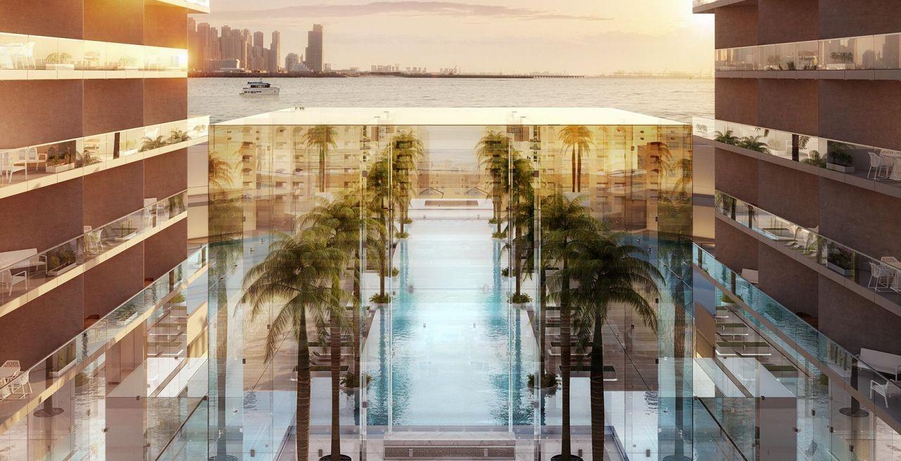 Отель, гостиница в Дубае, ОАЭ, 96 м2 - фото 1