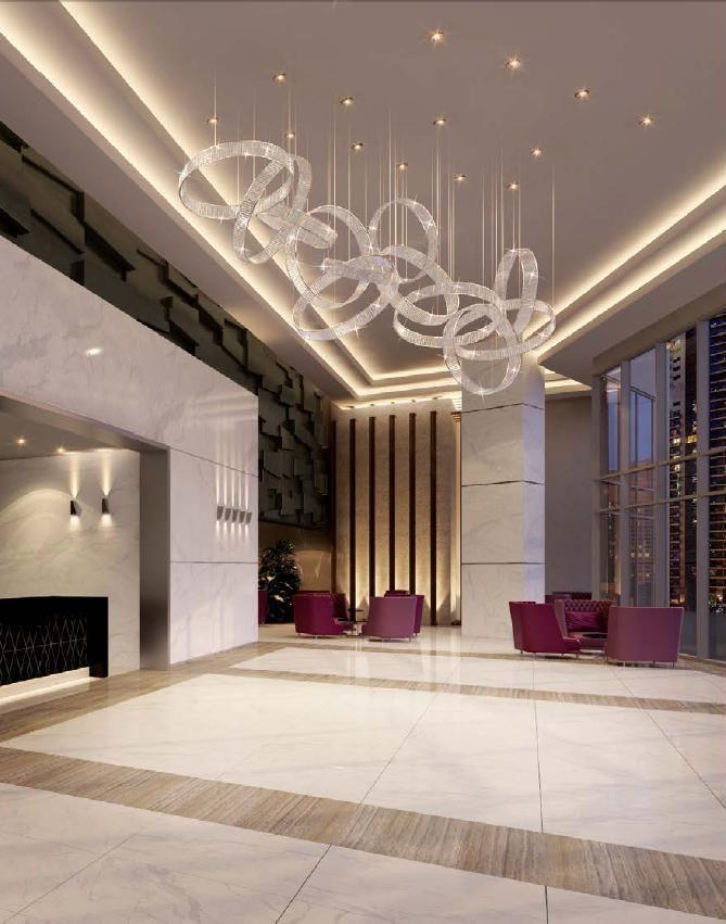 Отель, гостиница в Дубае, ОАЭ, 90 м2 - фото 1