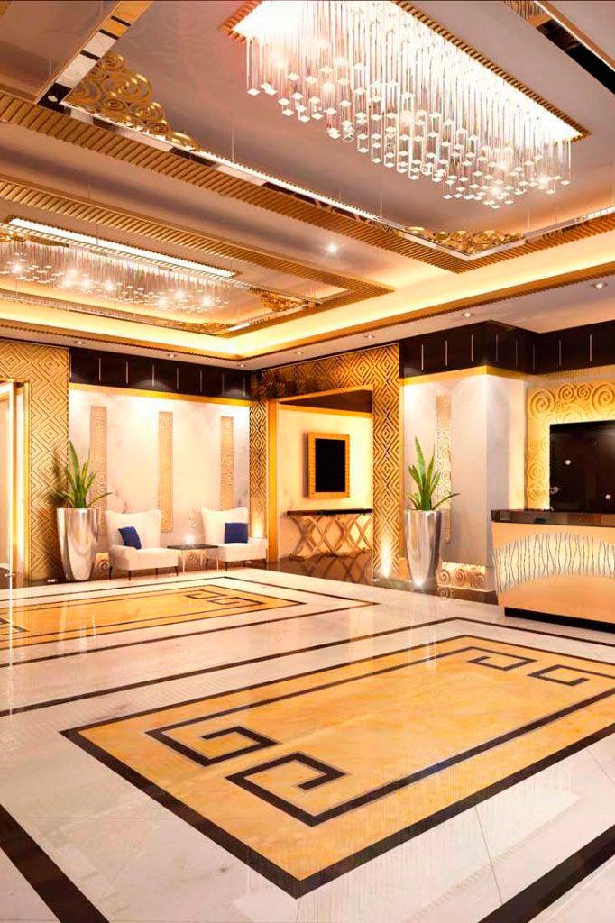 Отель, гостиница в Дубае, ОАЭ, 43 м2 - фото 1
