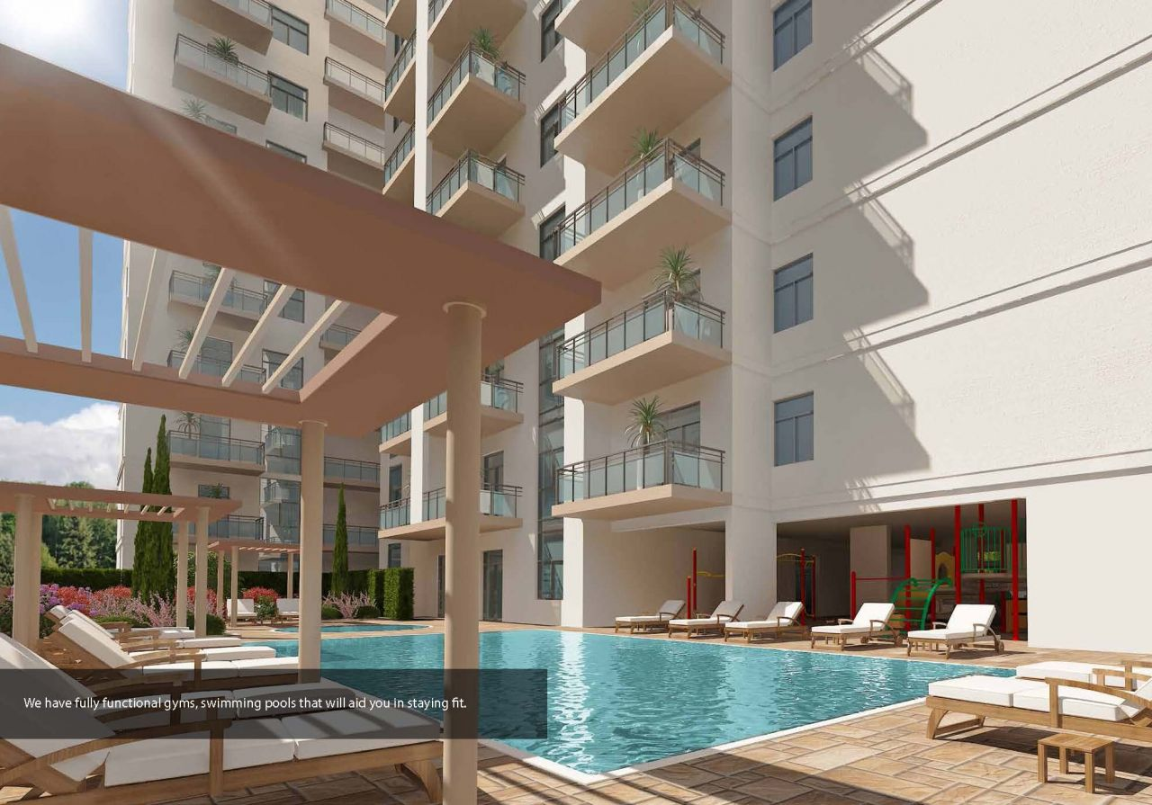Апартаменты в Дубае, ОАЭ, 205 м2 - фото 1