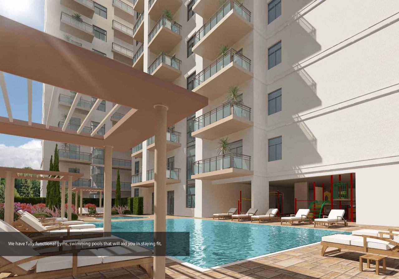 Апартаменты в Дубае, ОАЭ, 84 м2 - фото 1