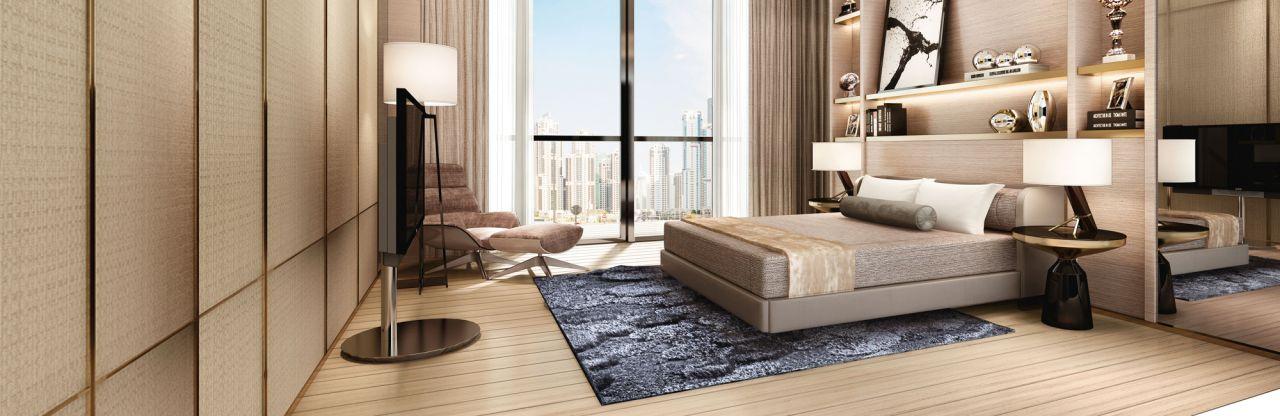 Апартаменты в Дубае, ОАЭ, 111 м2 - фото 1