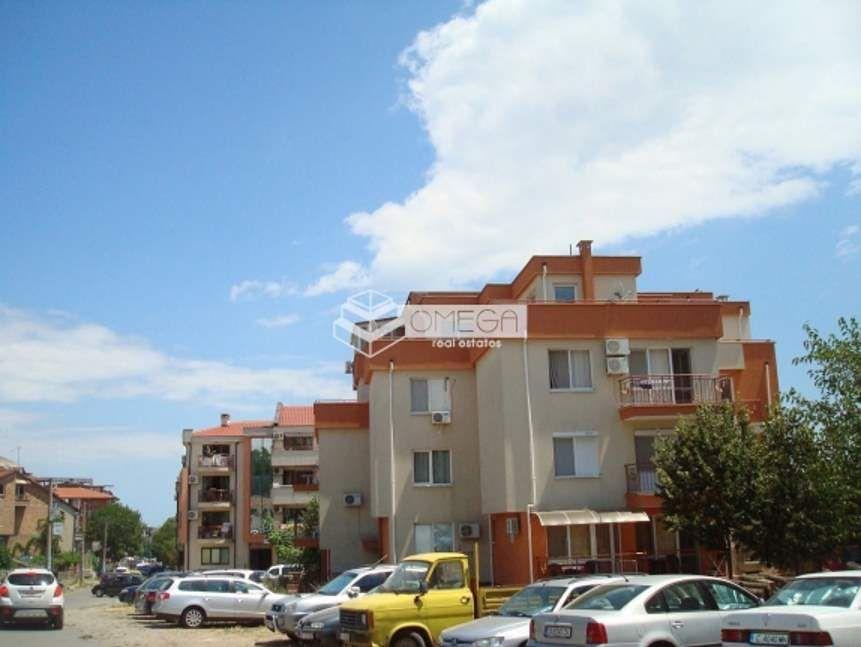 Студия в Созополе, Болгария, 41.07 м2 - фото 1