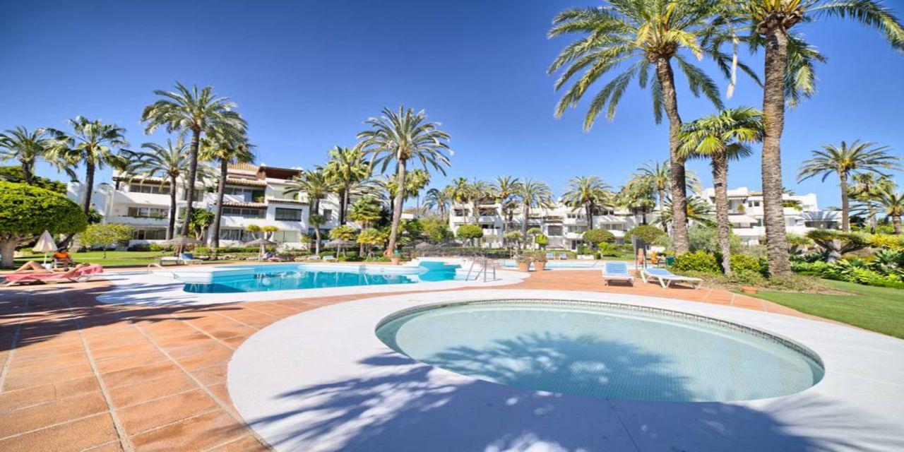 Апартаменты в Марбелье, Испания, 119 м2 - фото 1