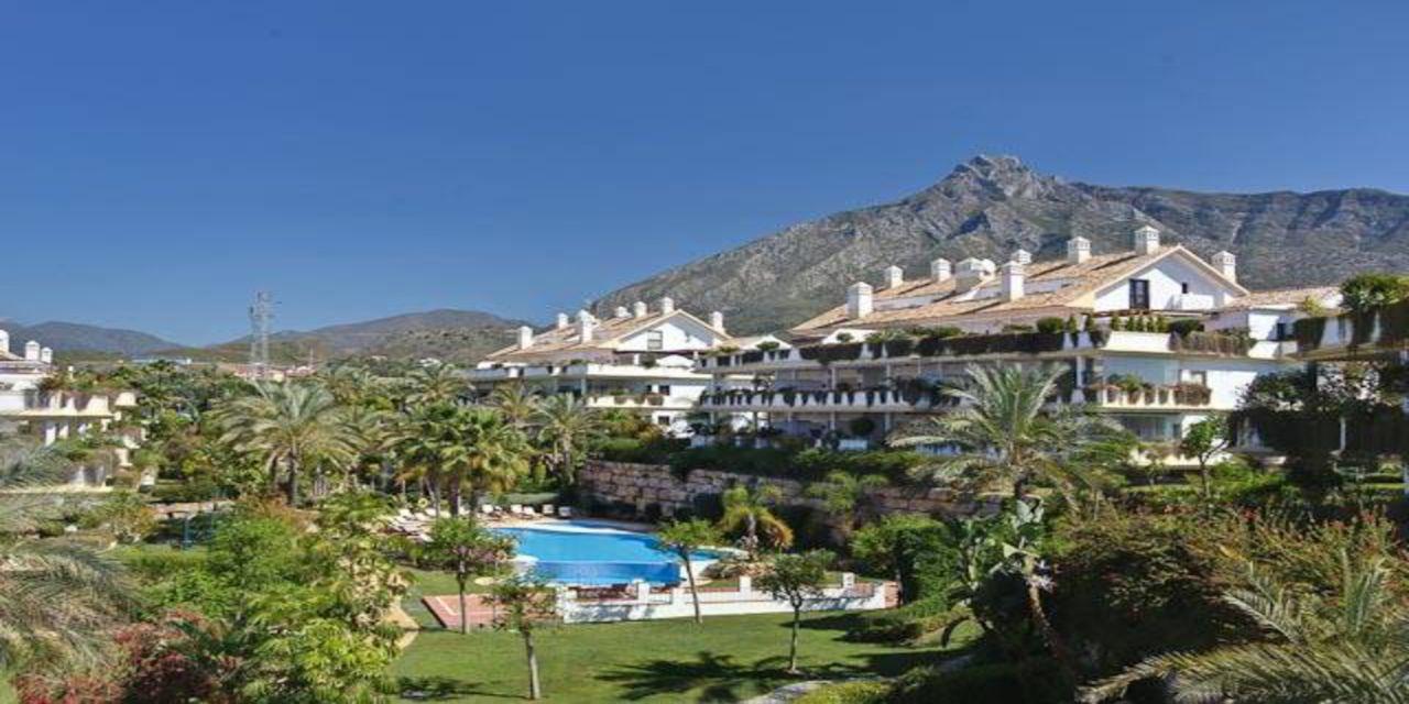 Апартаменты в Марбелье, Испания, 238 м2 - фото 1