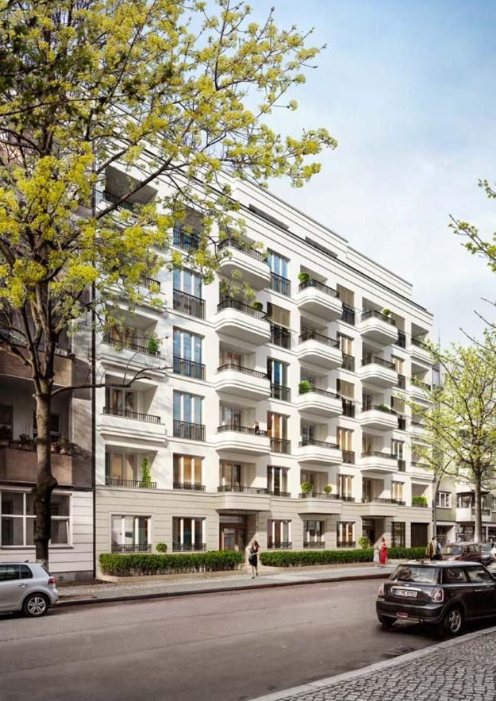 Апартаменты в Берлине, Германия, 82.25 м2 - фото 1