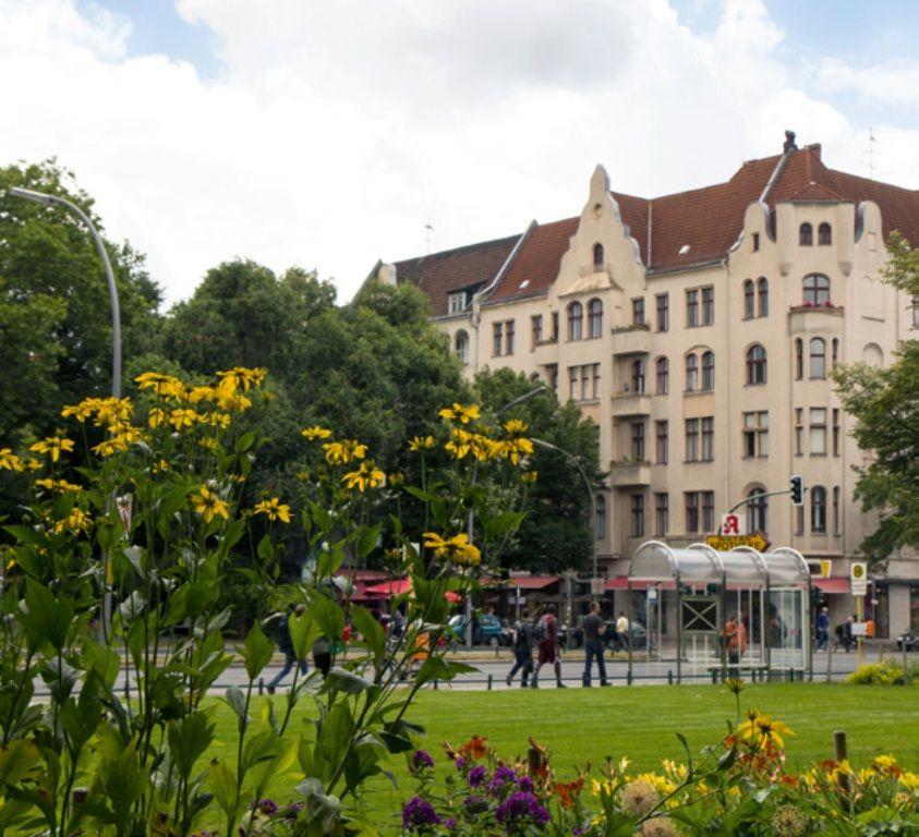 Апартаменты в Берлине, Германия, 108 м2 - фото 1