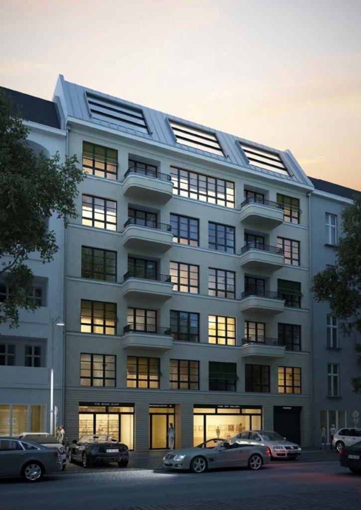 Апартаменты в Берлине, Германия, 144 м2 - фото 1