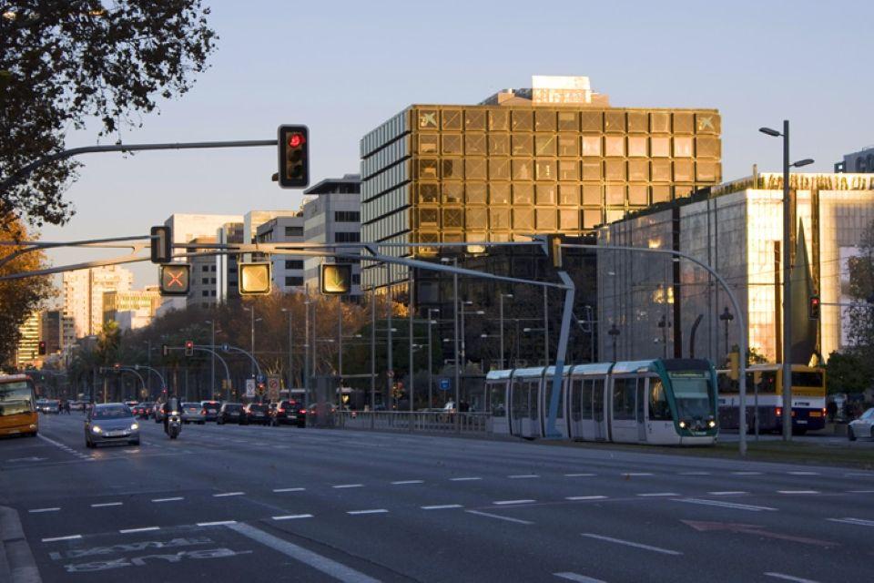 Коммерческая недвижимость в Барселоне, Испания, 539 м2 - фото 1