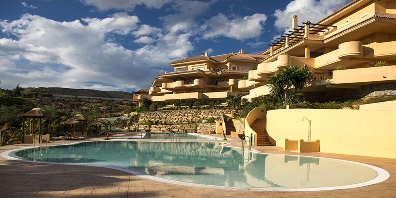Апартаменты в Марбелье, Испания, 110 м2 - фото 1