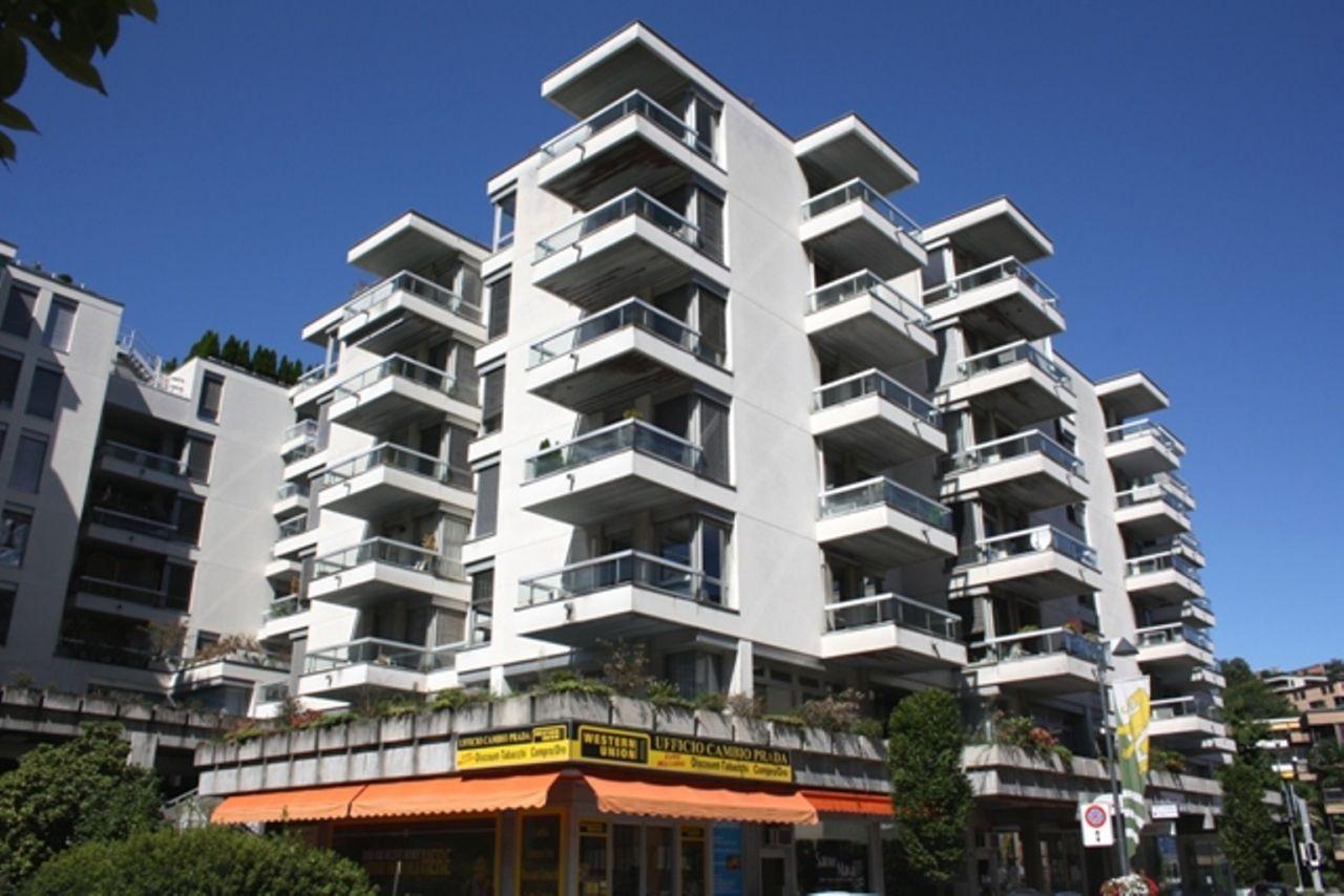 Апартаменты в Лугано, Швейцария, 150 м2 - фото 1