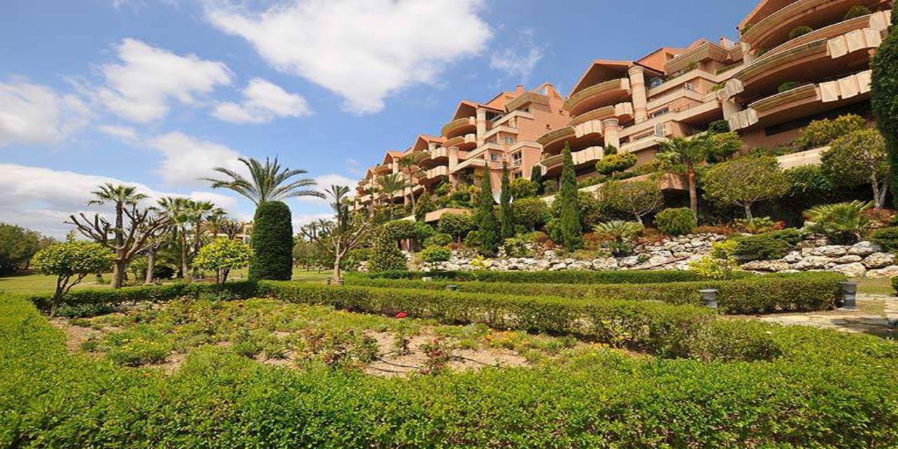 Апартаменты в Марбелье, Испания, 155 м2 - фото 1