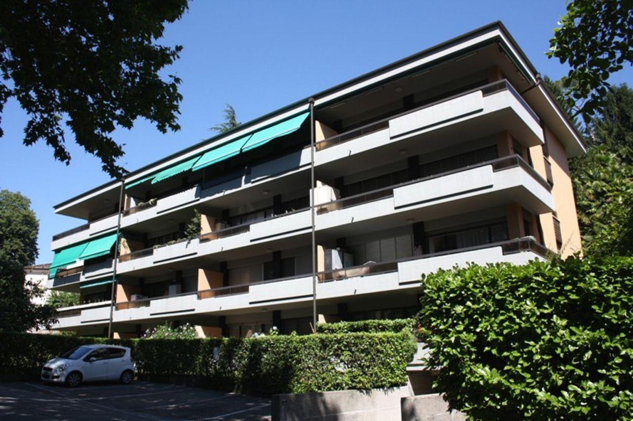 Апартаменты в Лугано, Швейцария, 110 м2 - фото 1