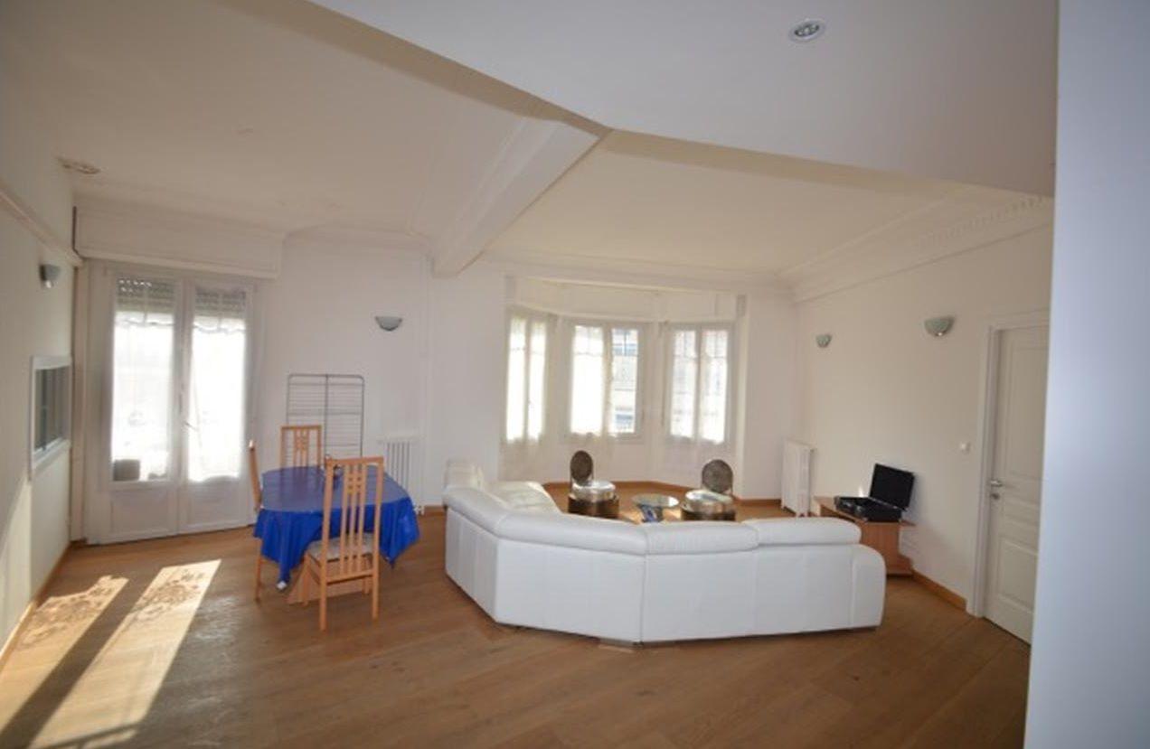 Квартира в Ницце, Франция, 108 м2 - фото 1