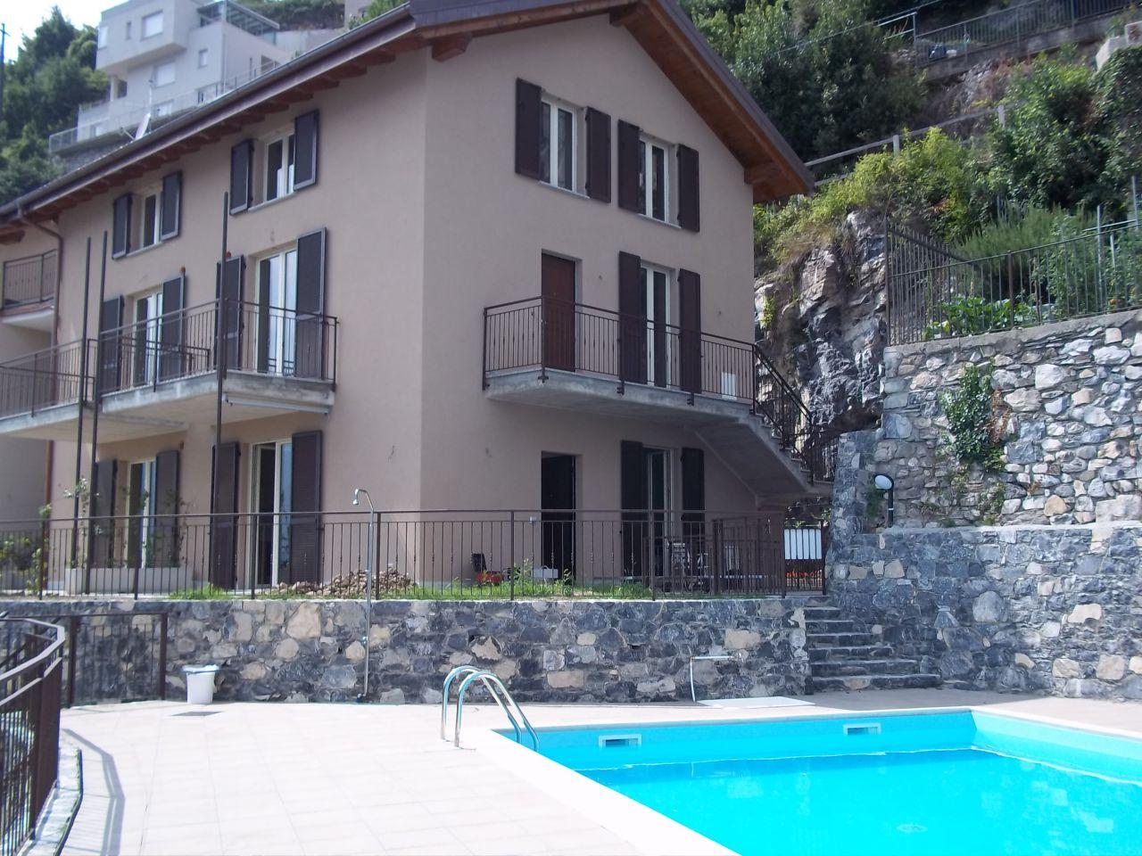 Квартира у озера Комо, Италия - фото 1