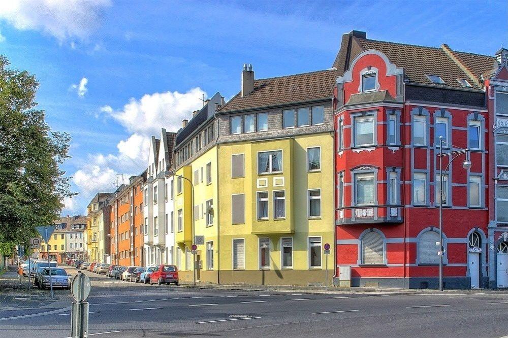 Доходный дом в Дюссельдорфе, Германия, 329 м2 - фото 1