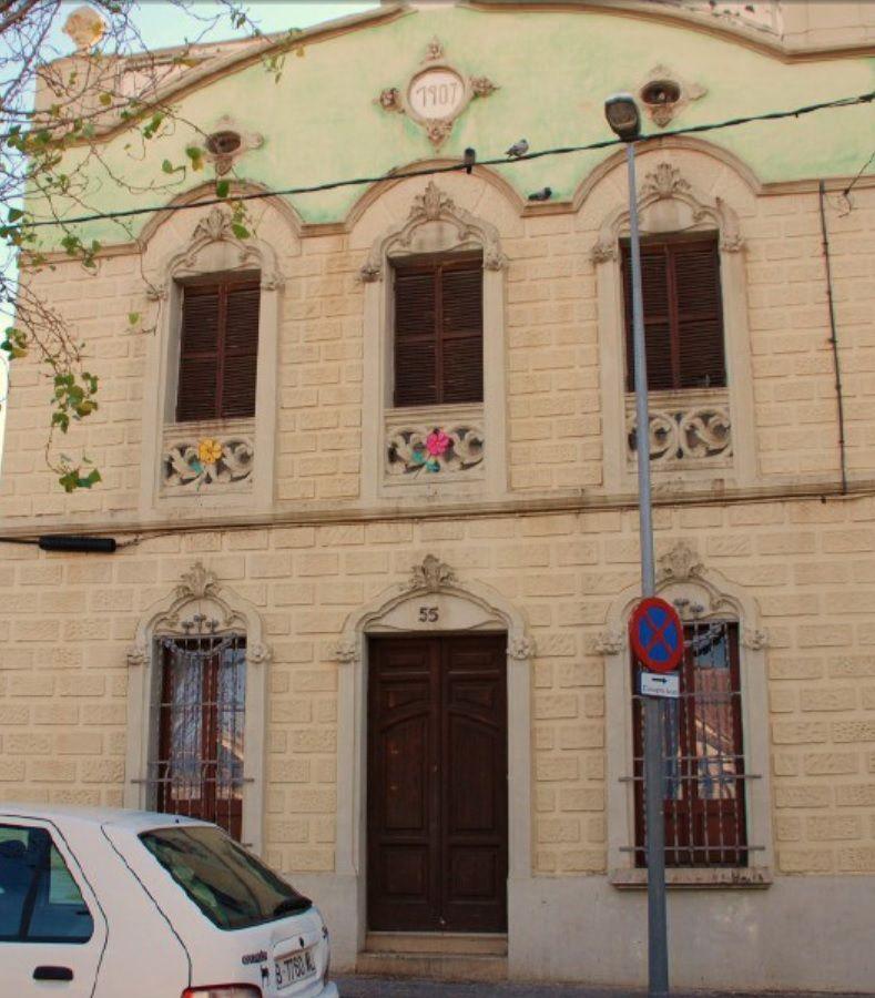 Вилла в Барселоне, Испания, 550 м2 - фото 1