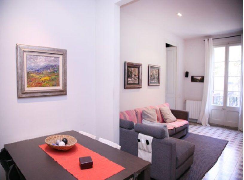 Квартира в Барселоне, Испания, 81 м2 - фото 1