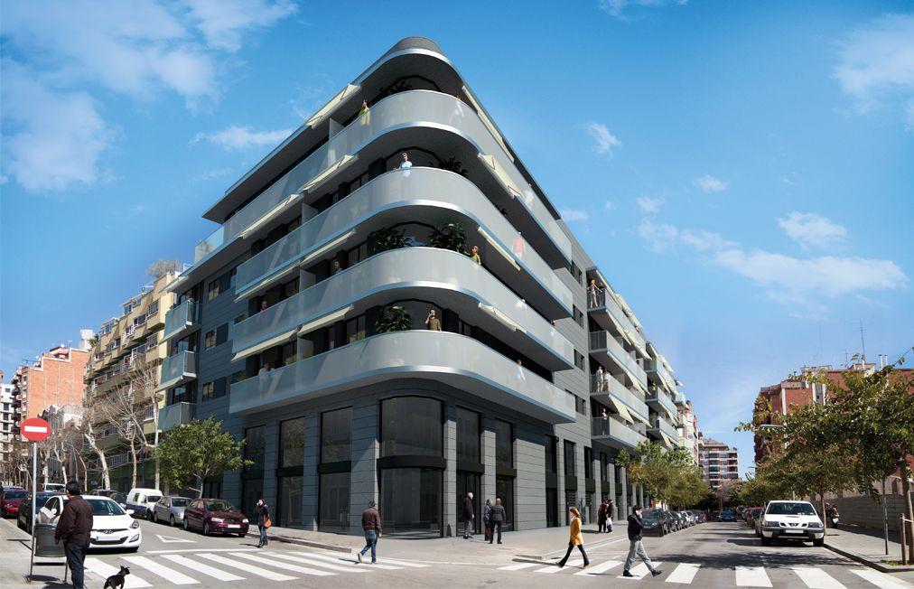 Барселона продажа квартир